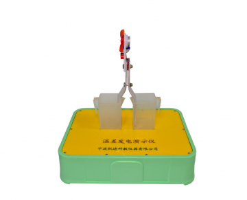 Thermoelectric generation demonstration instrument